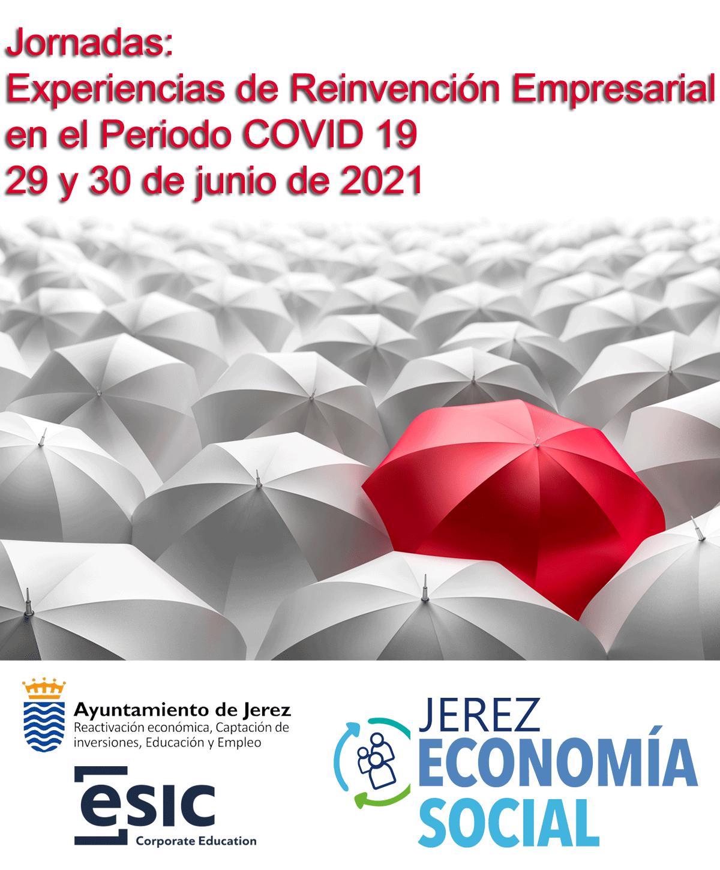 Cartel Jornadas formación Economía Social