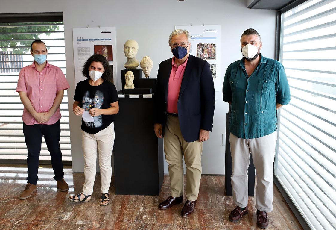 Exposición itinerante del Museo Arqueológico