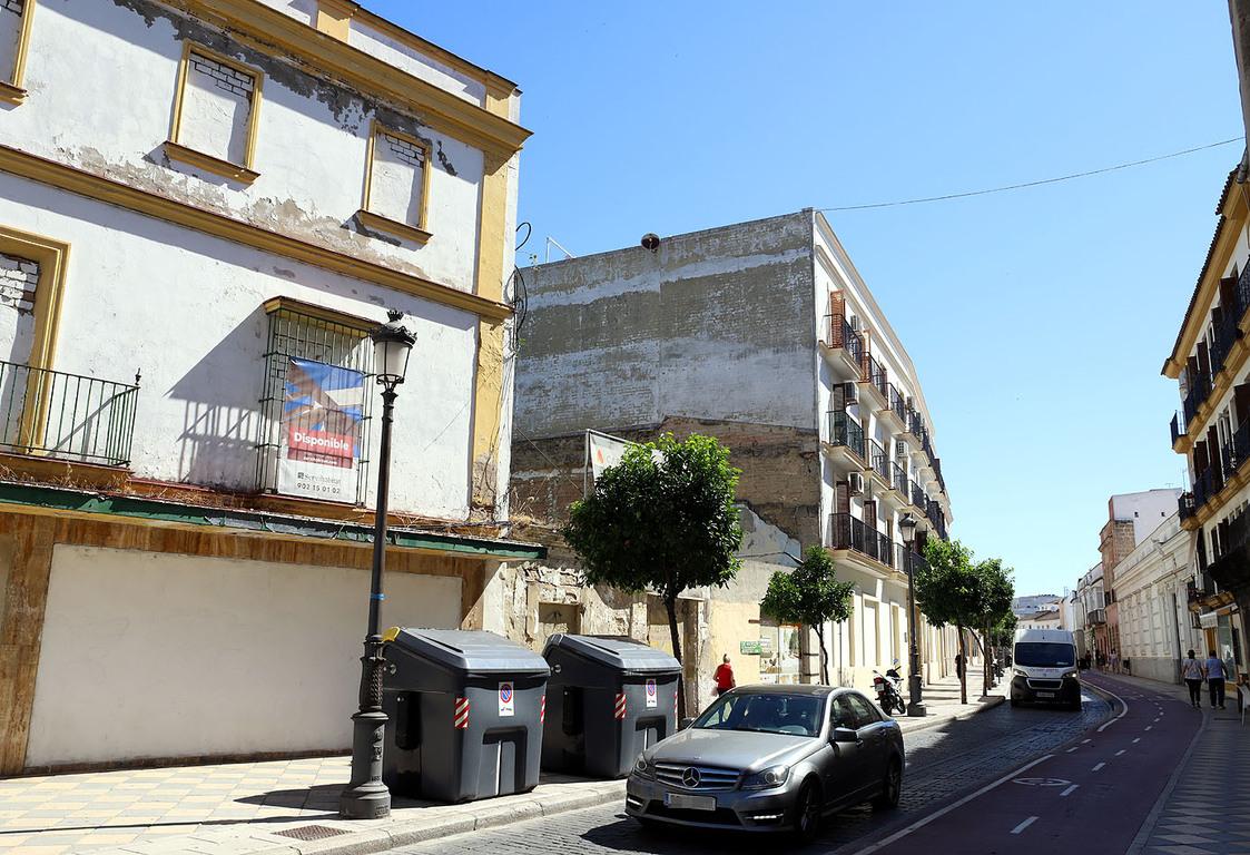 Calle Ponce de Jerez