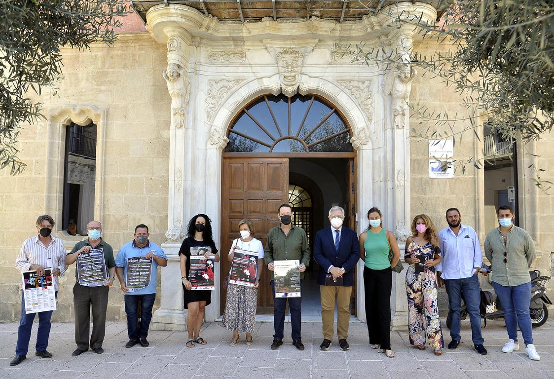 Presentación Viernes Flamencos