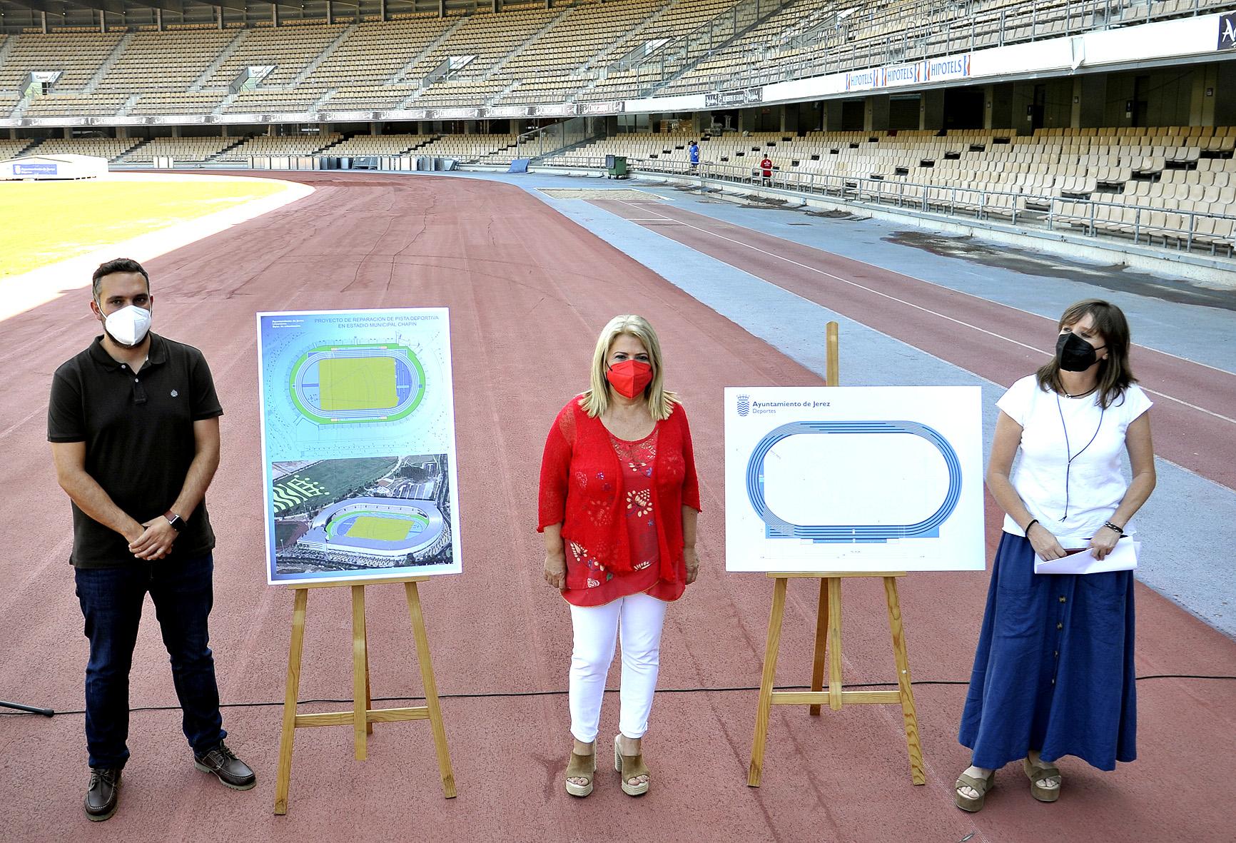 Inversiones infraestructuras deportivas