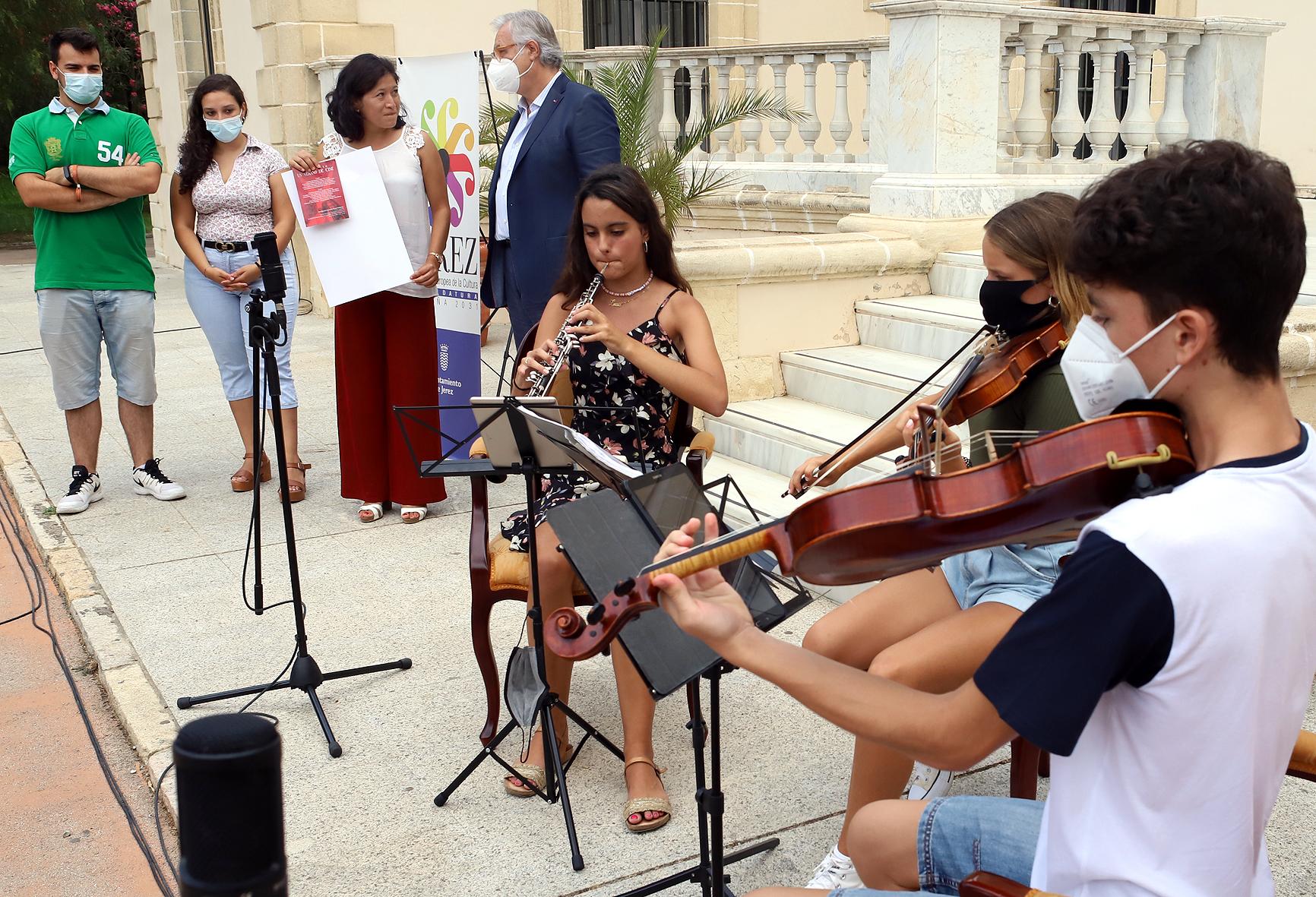 Concierto Joven Orquesta Campos Andaluces