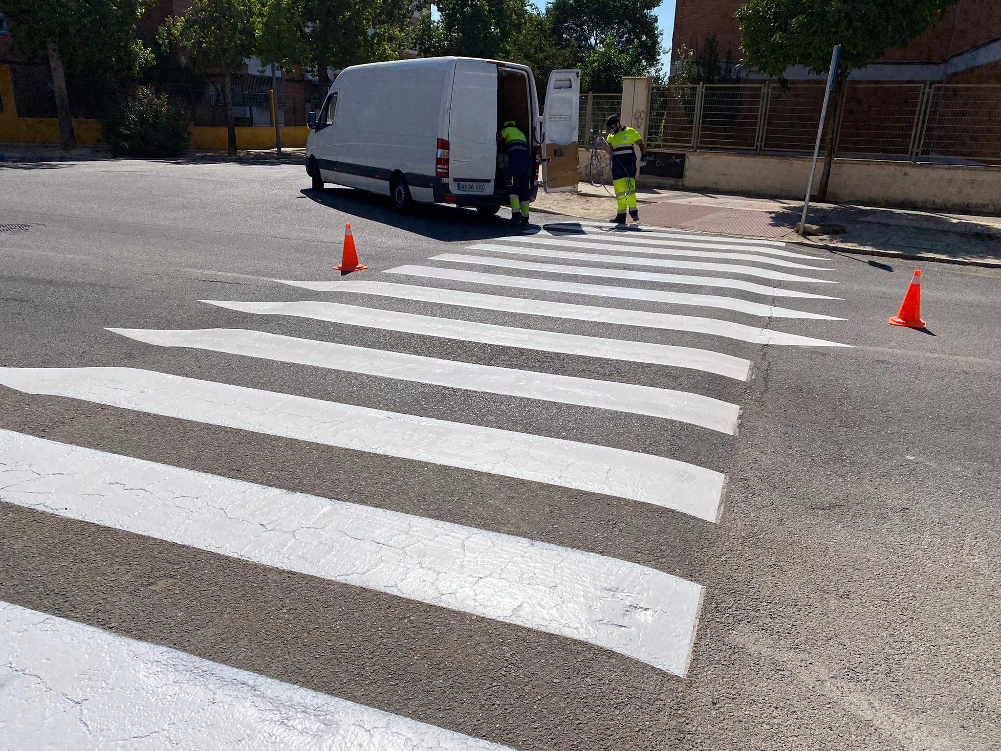 Movilidad busca la mayor seguridad vial en los accesos a los centros educativos