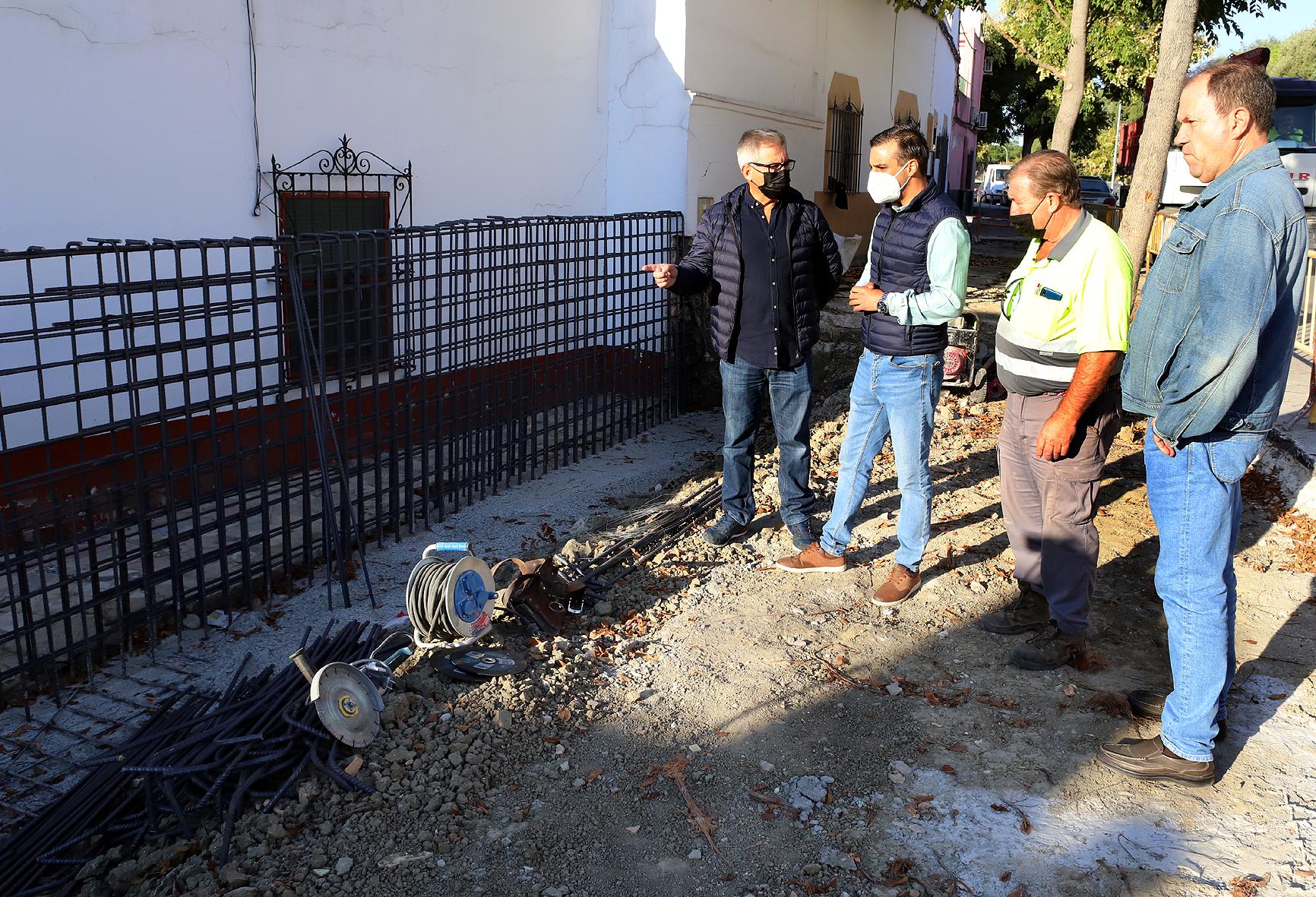Plan Actuación de Barriadas-Torresoto