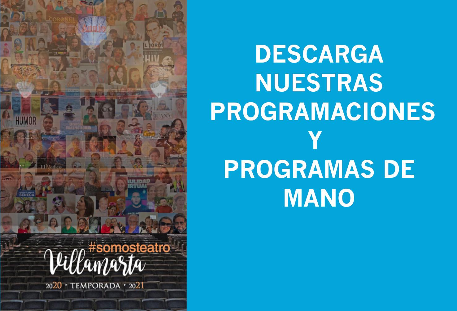 Descarga de programas