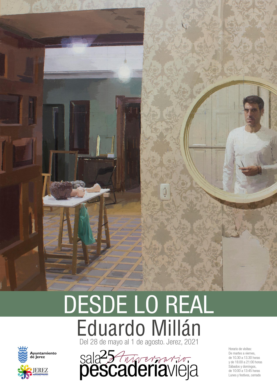Eduardo Millán en 'Pescadería Vieja'