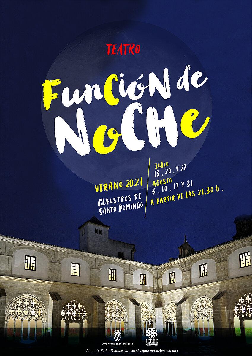 """Teatro """"Función de Noche"""""""