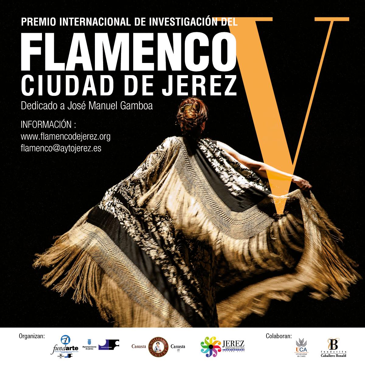 V Premio de Investigación del Flamenco