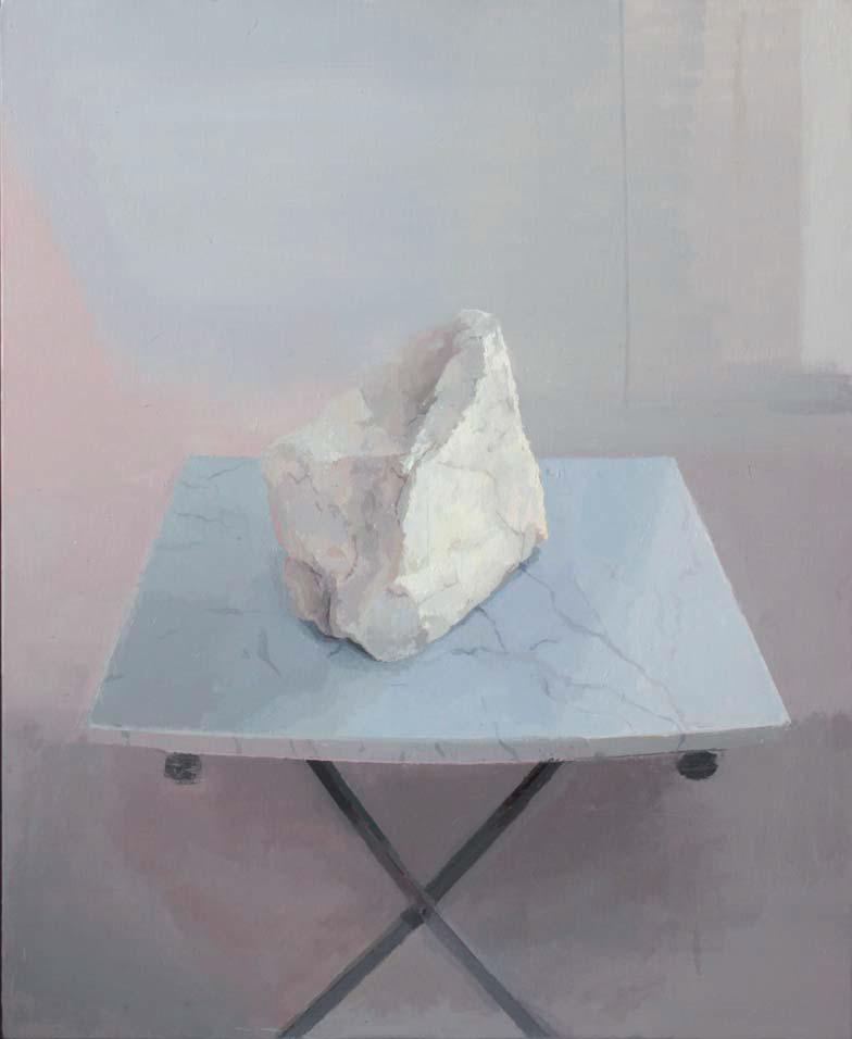 Mármol sobre mármol