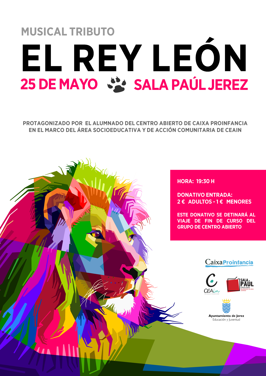 Musical El Rey León
