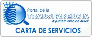 Portal de transparencia - Carta de Servicios