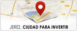 Acceso a Jerez, Ciudad para Invertir