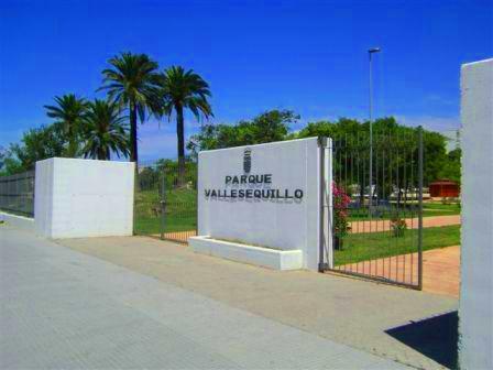 Imagen de entrada al parque