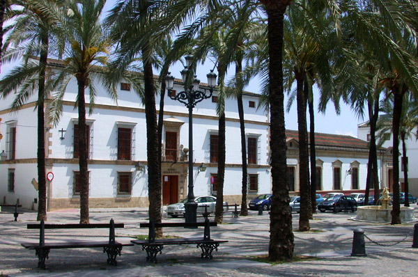 Imagen de la fachada del Museo