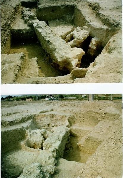 Excavaciones en Mesas de Asta