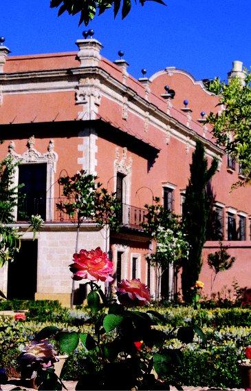 Imagen del palacio de Villavicencio
