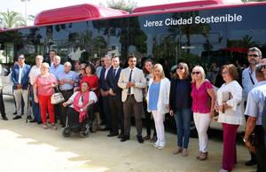 Nuevos autobuses 8