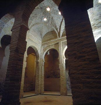 Imagen de los baños árabes