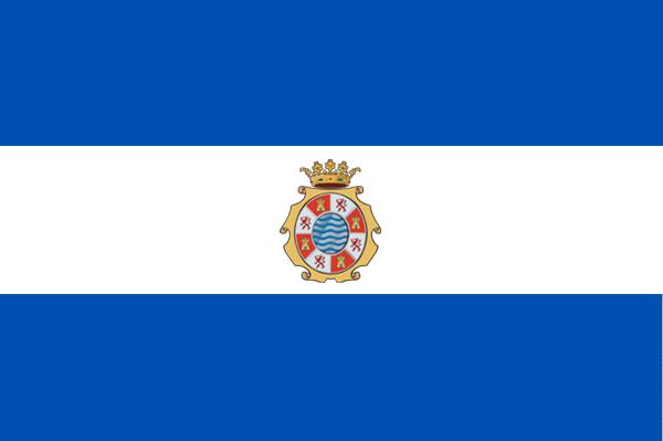 Bandera oficial de Jerez de la Frontera