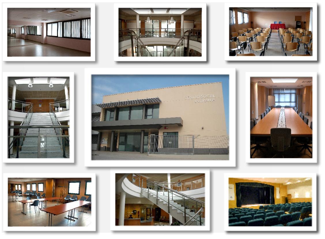 Imágenes de instalaciones del distrito