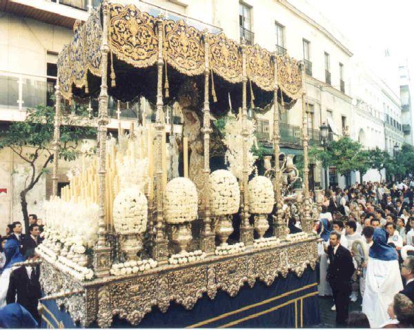 Palio de La Estrella. Foto: Archivo Hermandad de La Estrella