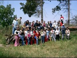 Imagen de Escolares en el Parque de Santa Teresa
