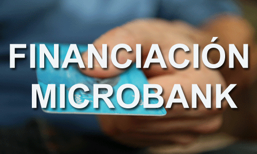 Financiación Microbank