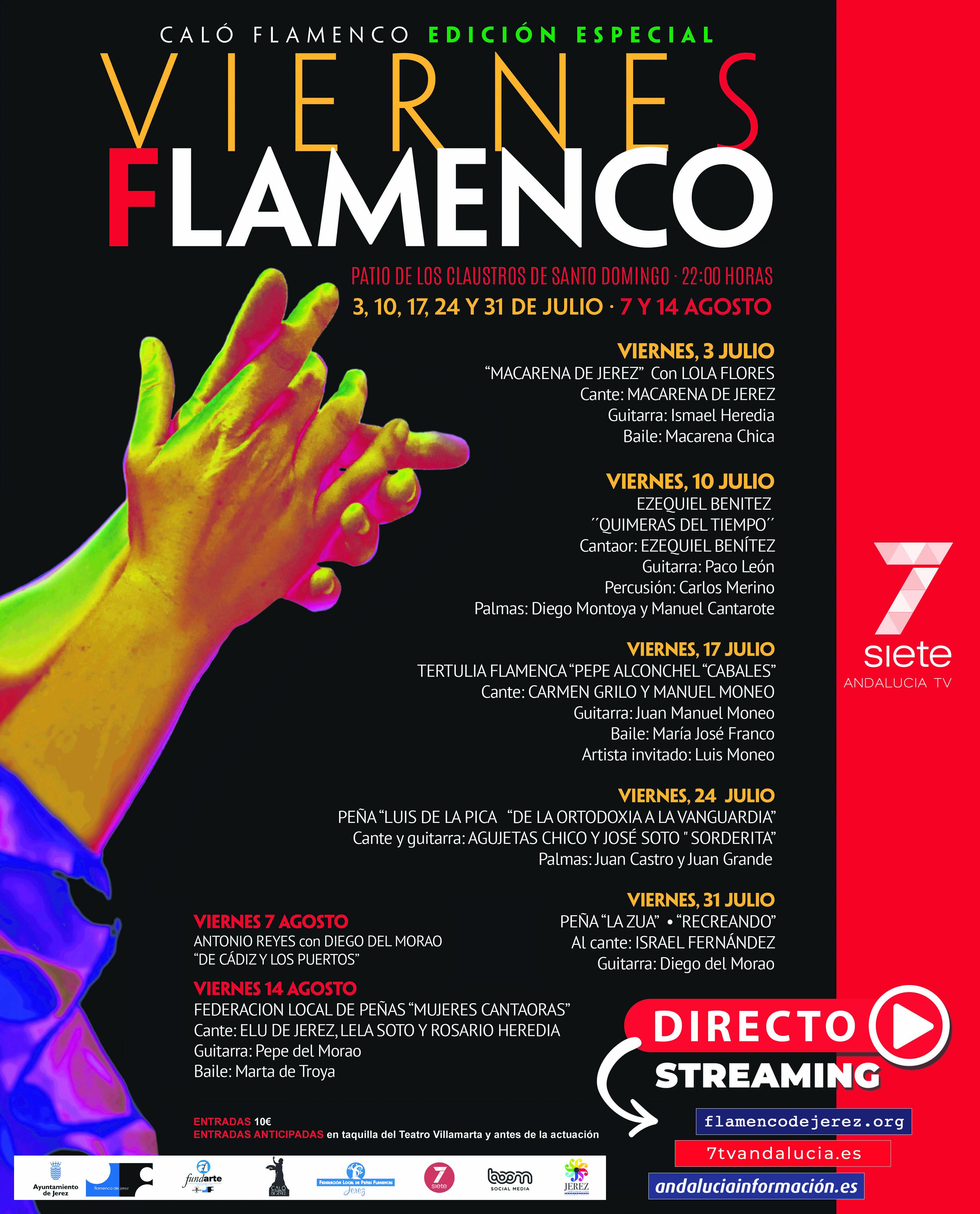 Viernes Flamenco 2020