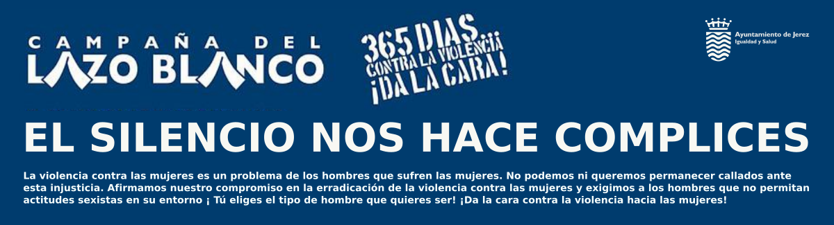 Banner Campaña Lazo Blanco