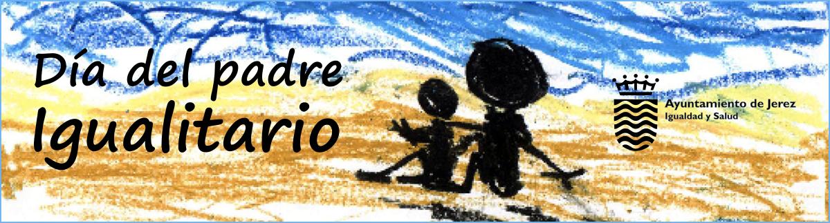 Banner Día del padre igualitario