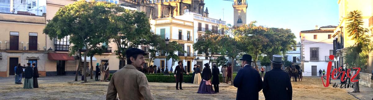 Cabecera listado de películas rodadas en Jerez