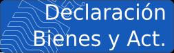 Información sobre bienes y servicios declarados