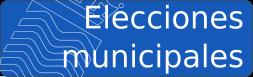 Resultado de las Elecciones Municipales