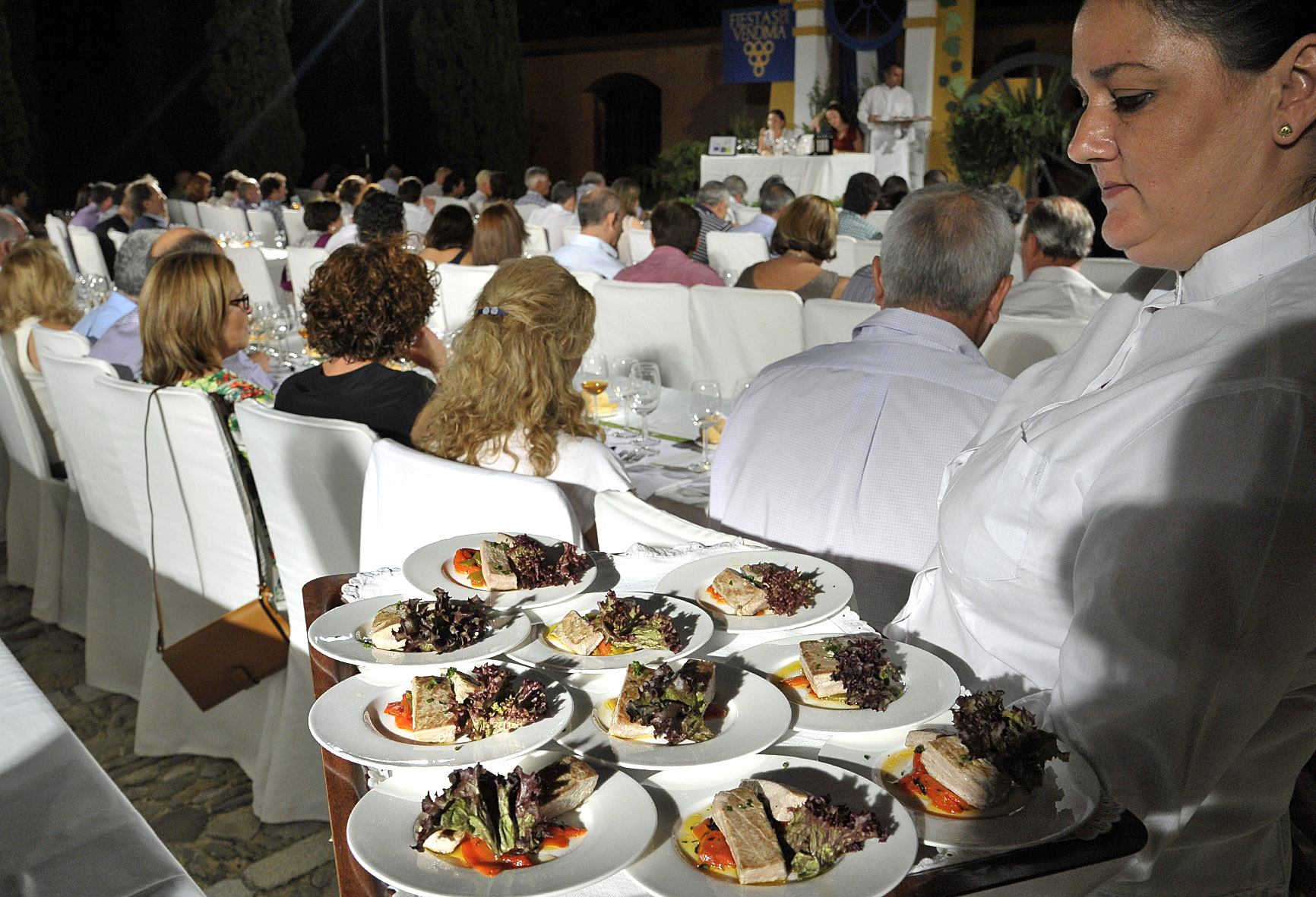 Catas maridadas con Vinos de Jerez