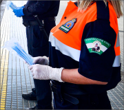 Acceso a Protección Civil
