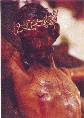 Santísimo Cristo de la Yedra
