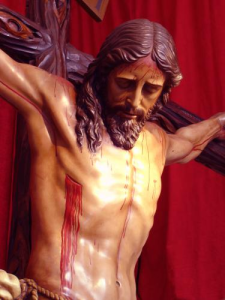 Imagen Stmo. Cristo de la Buena Muerte