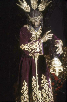 Imagen Nuestro Padre Jesús de la Vía-Crucis