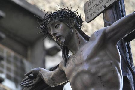 Imagen Cristo del Perdón