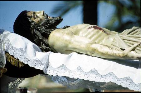 Imagen Santísimo Cristo de la Caridad