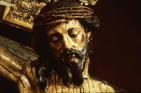 Imagen Santo Crucifijo de la Salud