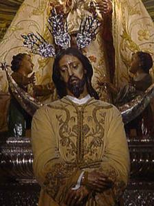 Imagen Cristo de El Transporte