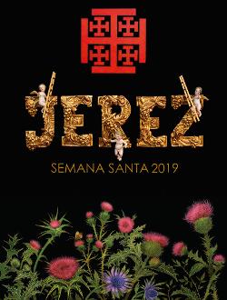 Cartel de la Semana Santa de Jerez 2018