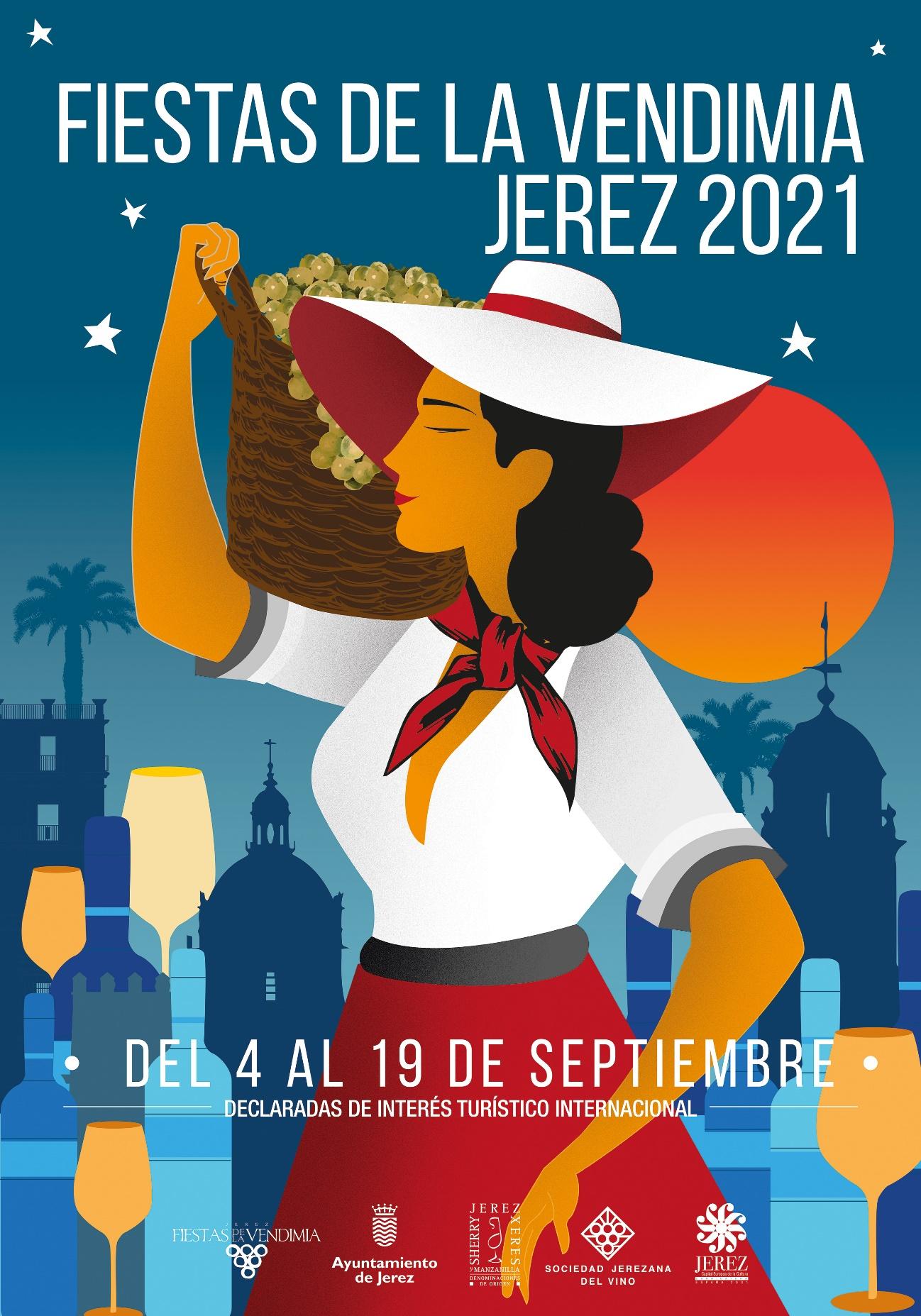 Fiestas de la Vendimia de Jerez 2021
