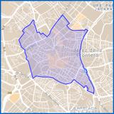 Información sobre el distrito centro de Jerez