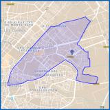 Información sobre el distrito noreste de Jerez