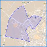 Información sobre el distrito oeste de Jerez