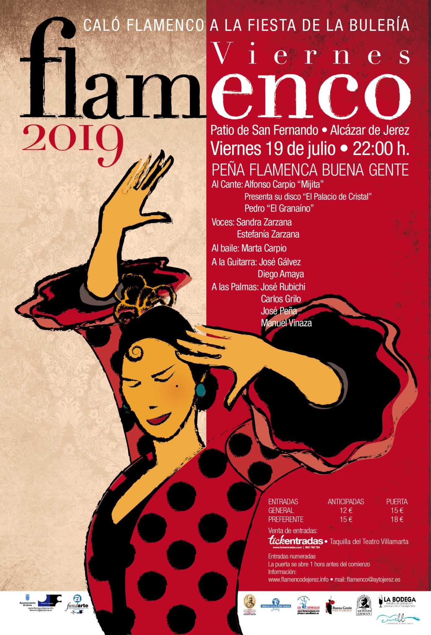 Viernes Flamenco