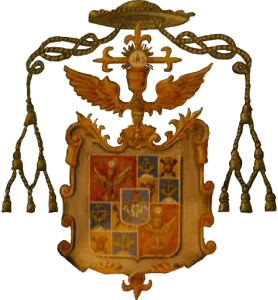 Escudo Santo Crucifijo