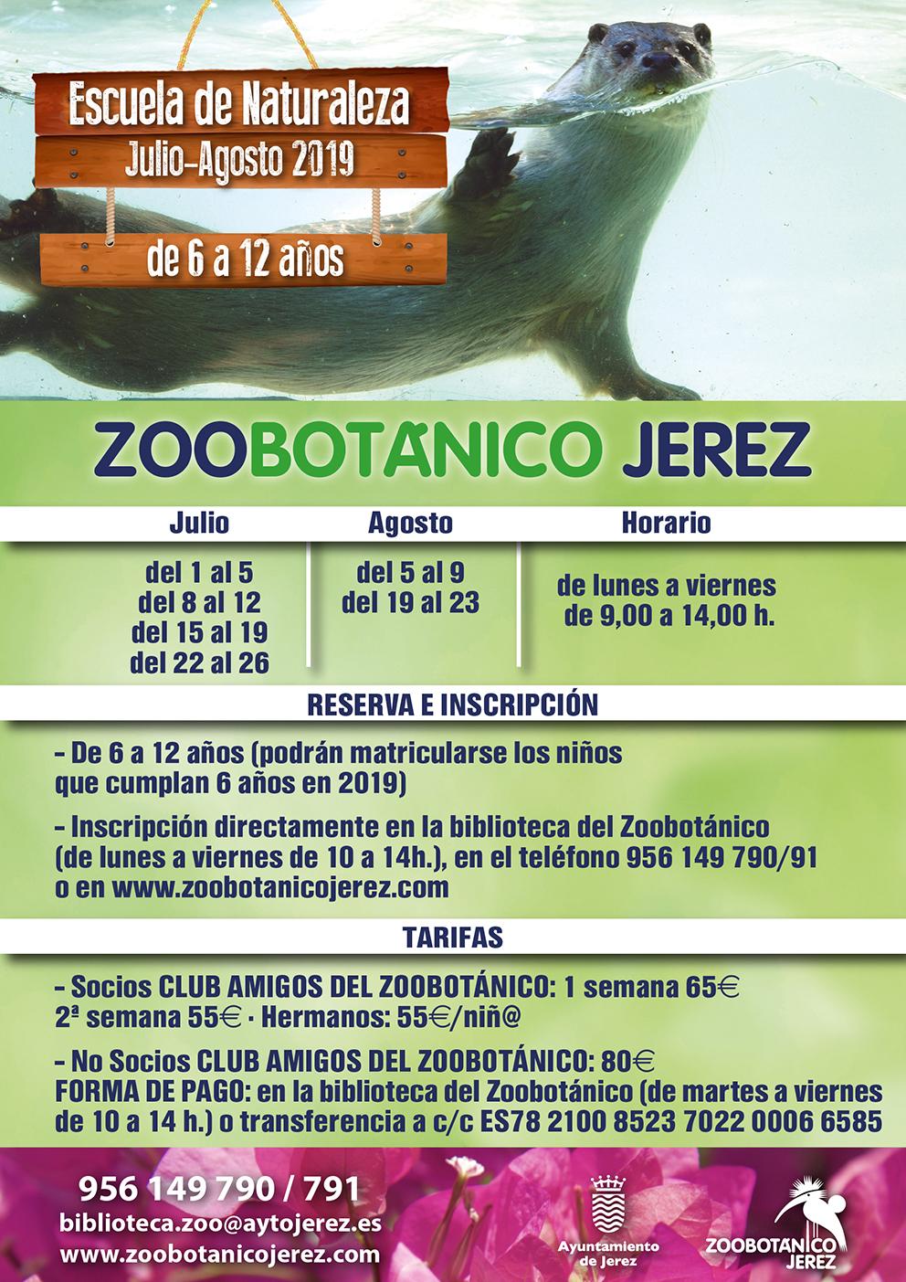 Escuela Naturaleza Zoo